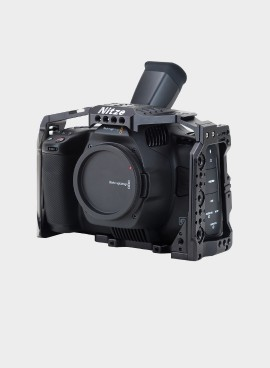 Nitze Camera Cage for BMPCC 6K Pro - T-B01A