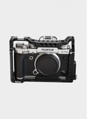 Nitze Camera Cage for Fujifilm X-T2 / X-T3 - TP-XT3