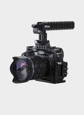 Nitze Camera Cage Kit for Panasonic GH4/GH5/GH5S - PHT01