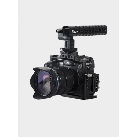 Nitze Basic Camera Cage Kit for Panasonic Gh5/Gh5s—PHT01