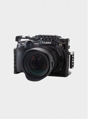 Nitze Camera Cage for Panasonic Gh5/Gh5s—TP11