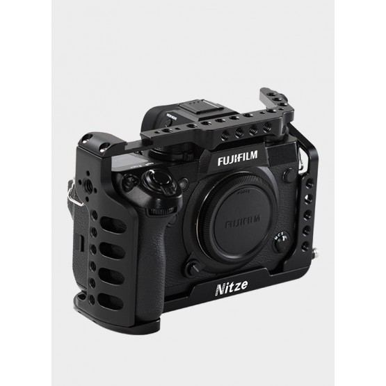 Nitze Camera Cage for Fujifilm X-H1—TP08
