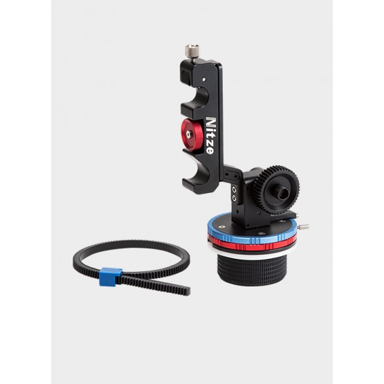 Nitze Follow Focus with Gear Ring - MF15B