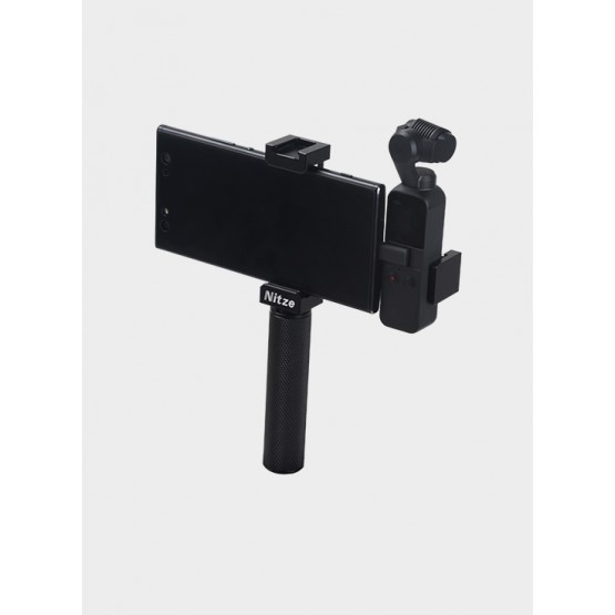NITZE Handheld Phone Holder for DJI OSMO Pocket - OSMO-01
