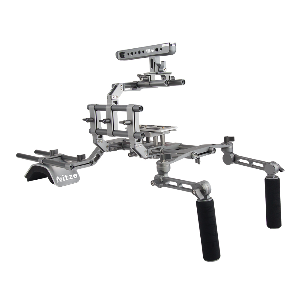 Shoulder Mount Off-Set Bundle with Universal Handle